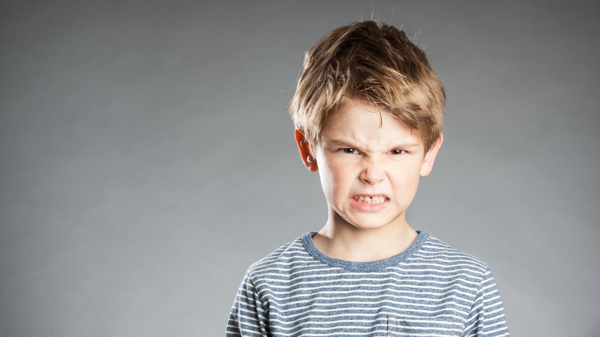 La rabbia nei bambini: cosa la scatena e come gestirla